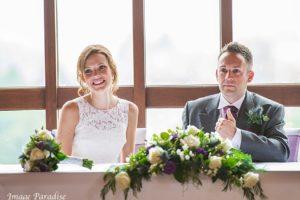 Cumberwell Park wedding signing register