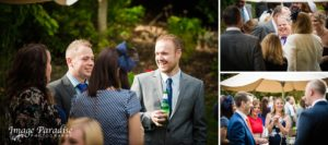 Cumberwell Park wedding - drinks