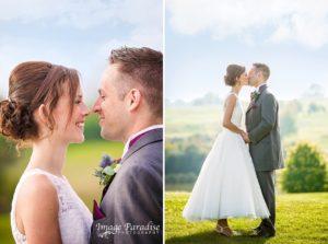 Cumberwell Park wedding bride & Groom