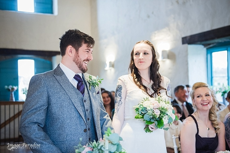 Priston watermill spring wedding | Image Paradise Wedding Photography
