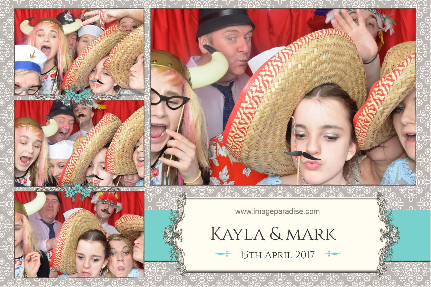 Fancy dress photo booth hire Bradford on Avon
